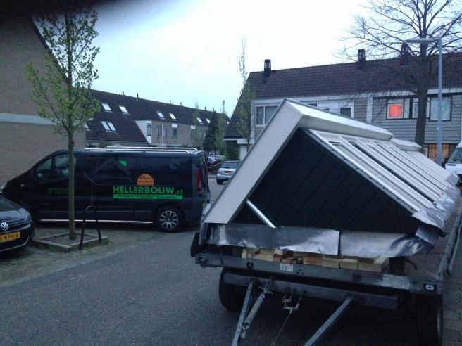 Corversbos, Hoofddorp