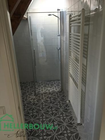 zolderverbouwing incl. badkamer